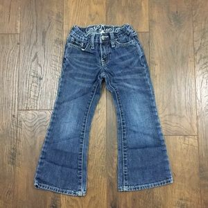 Gap boot cut denim jeans